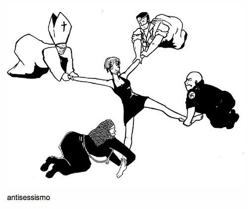 Cos'è il sessismo? Cos'è l'antisessismo?