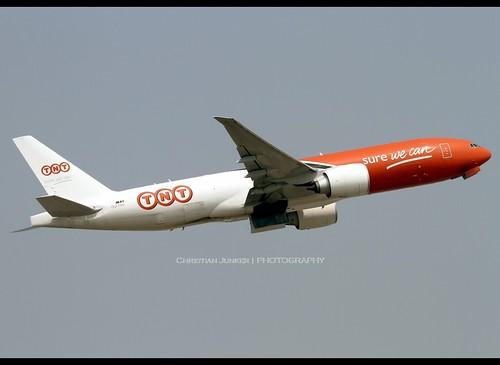 B77L - Boeing 777-FHT