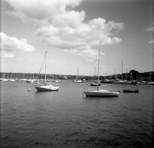 Near Mylor