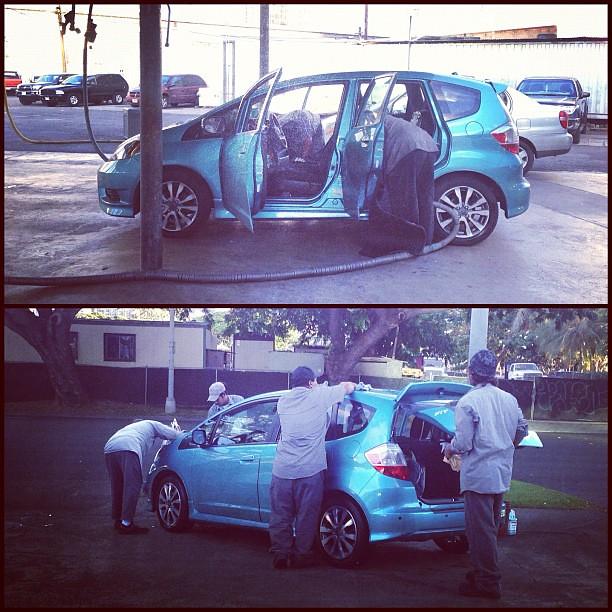 Honolulu Car Wash Self Service