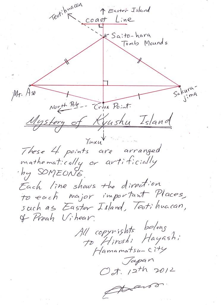 (67)小さな島の巨大な謎byはやし浩司