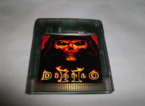 Diablo Almost Got a Multi-Cartridge Gameboy Release