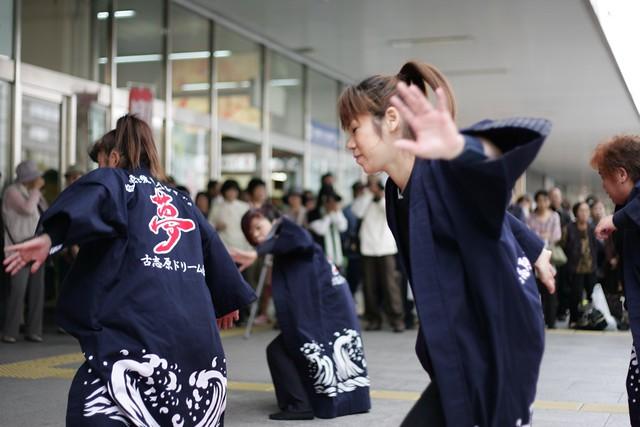 松江駅前 元気まつり