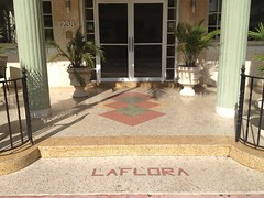 LaFlora Terrazzo Floor South Beach