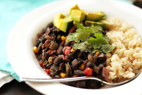 Post image for Cuban Black Bean Stew