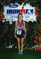 Victory's Edge Athlete AV. at Ironman Hawaii