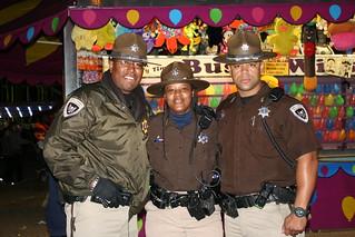 Policing the Fair