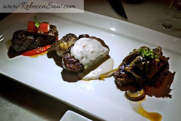 steaks at QBA Latin bar and grill westin kl-028