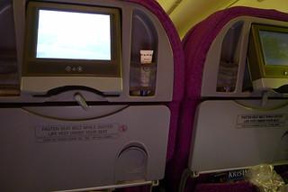 新航 B777-200 (SIN-CHC)