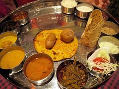Rajasthani Thaal