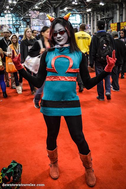 NY Comic Con 2012 Costumes-19