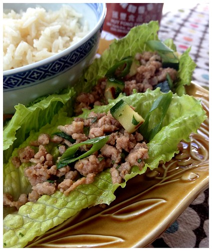 Expert Chef Asian Lettuce Wraps