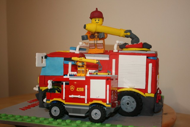 Fire Truck Cake Topper Australia Ebay