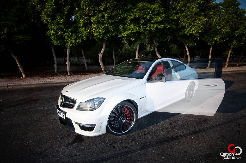 2012 mercedes benz c63 amg coupe review by for Mercedes benz c63 amg review