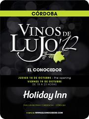 Vinos de Lujo Córdoba 2012