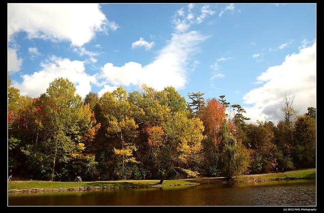 Jackson Park Lake