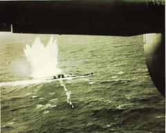 Sinking of Germany Uboat