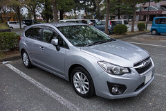 automobile, subaru, family car, vehicle, subaru impreza, land vehicle, subaru,