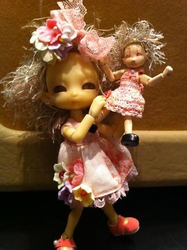 TAAA DAAA!!! Wheee Jimmeny SQuEEE!!! by DollZWize