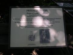 Freeman House  Vienna, va