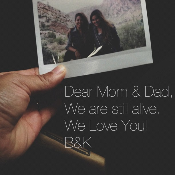 To our parental units. @thepinpointmethod #terlingua #nophonereception #getnet10 #headedtomarfa #texas #middleofnowhere #ghosttown #instax #marfaweddingfiesta #momdadweloveyou