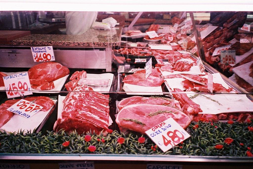 meat is yummie