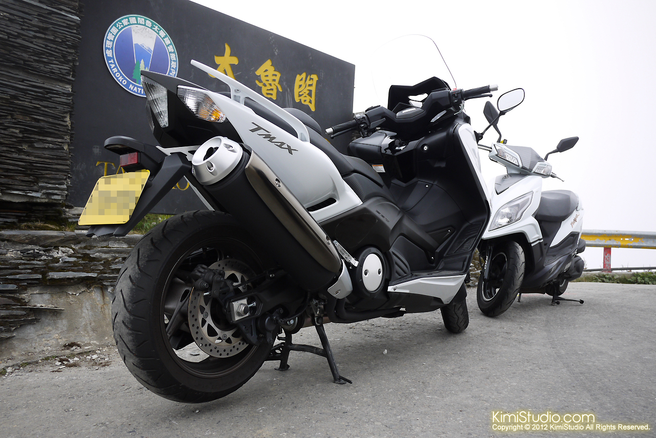 2012.10.16 T-Max 530 New Fighter ZR-022