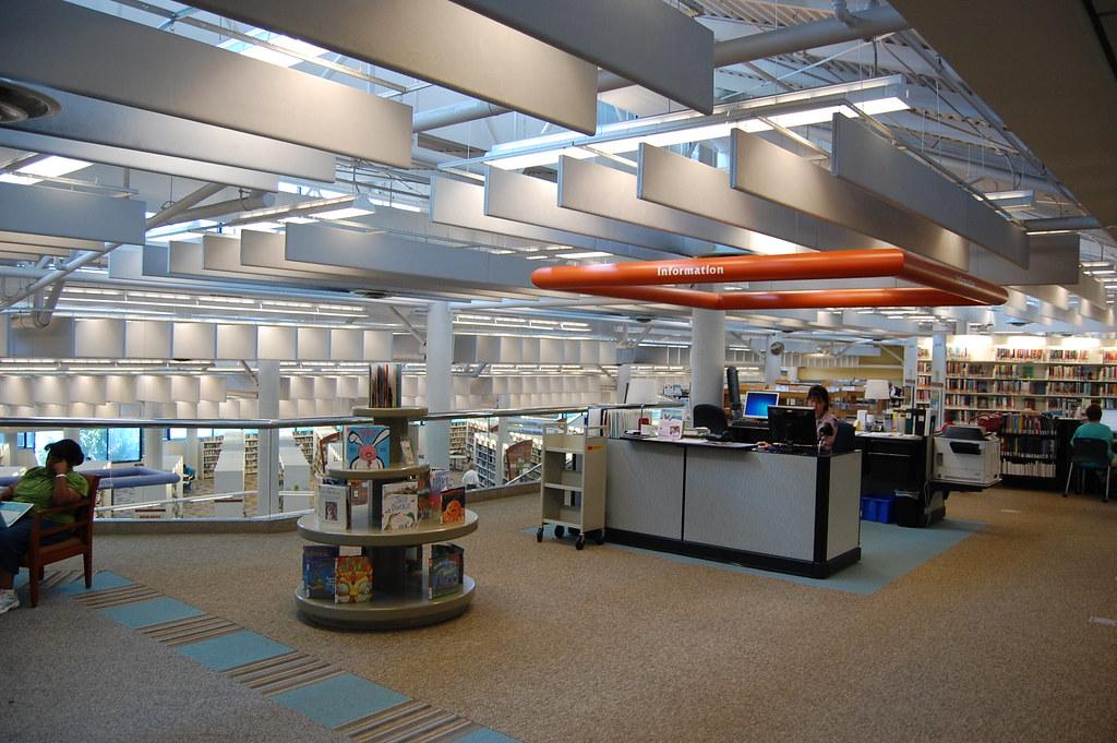 Virginia Beach Library Meeting Rooms