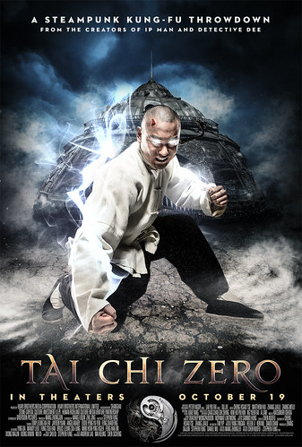 Tai Chi Zero @ Hollywood Theatre