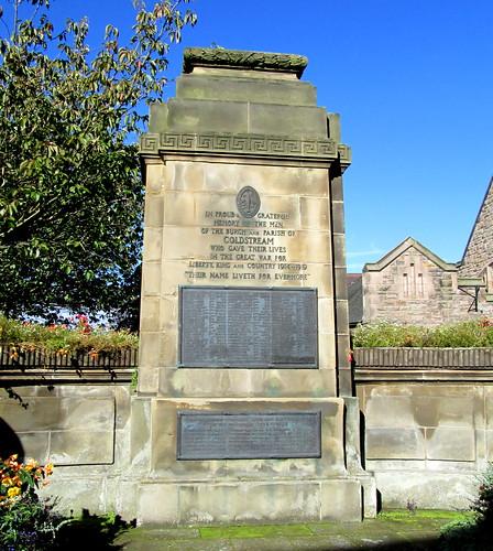 Coldstream War Memorial
