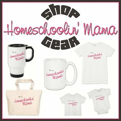 Homeschoolin Mama Gear
