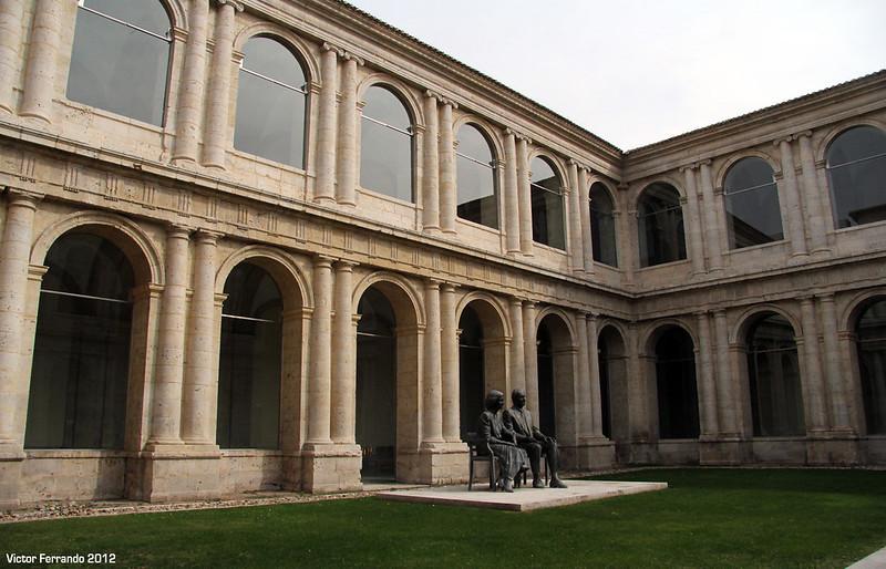 Valladolid - Museo Patio Herreriano