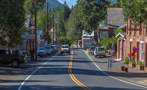 "Sierra City from the book ""Wild: From Lost to Found on the Pacific Crest Trail (2012)"" by Cheryl Strayed"