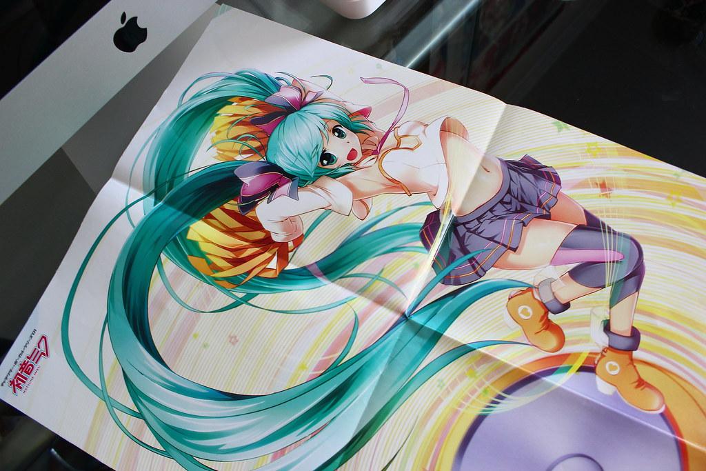 Hatsune Miku Cheerful - GSC