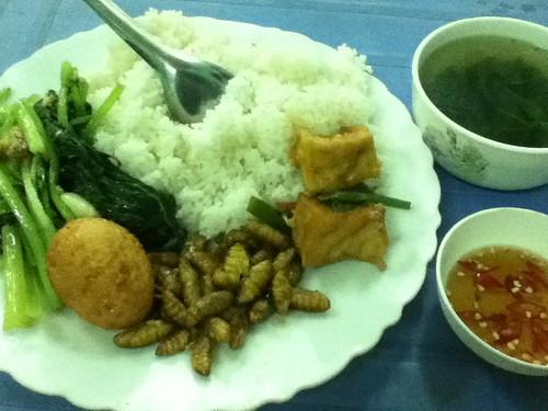越南河内快餐