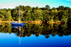 Bridge Reflections Of Sailing Woodshire Mobile Home Park Is Within Virginia And
