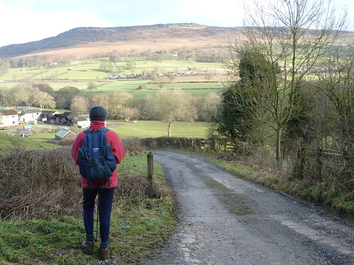 A first day on the Derwent Valley Heritage Way ...