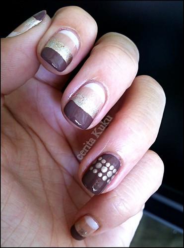 brown gradient_ombre