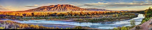light panorama mountains newmexico landscape gallery different bosque rivers cottonwood vegetation nm joeldeluxe forests hdr grasslands sandia riparian riogrande