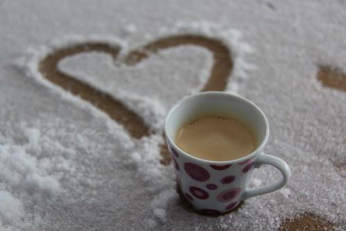 Картинки по запросу coffee snow
