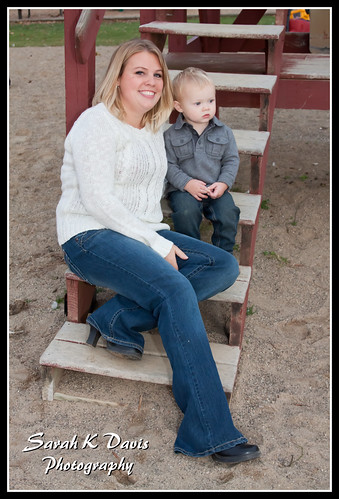 Logan & Mommy