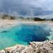 Sapphire Pool by Manuel Secher