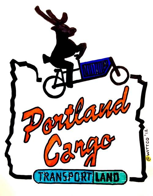Portland Cargo 2 CLR - Oct 7, 2012