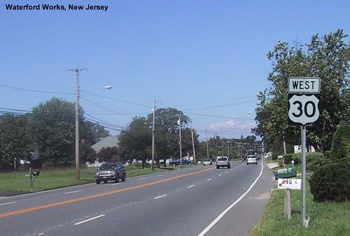 Waterford Works NJ
