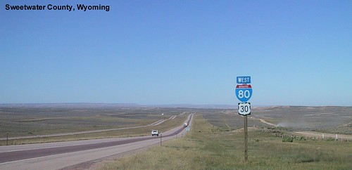 Sweetwater County WY