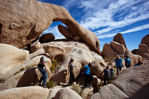 Eagle Mountain Kids Explore Granite Peaks Over Joshua Tree National Park