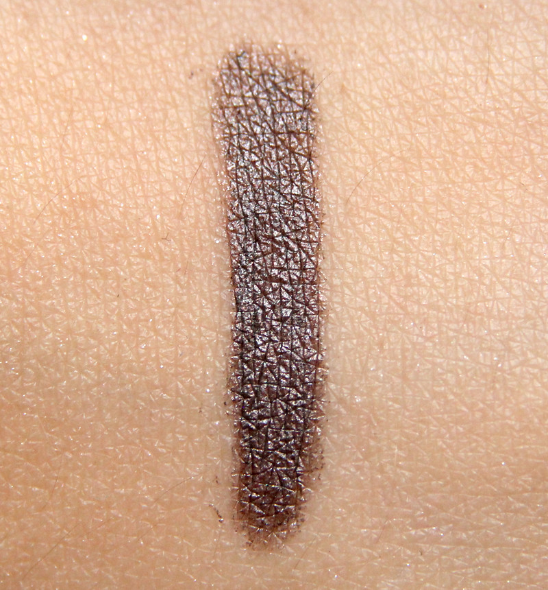 MUS chocolate cheesecake eyepencil swatch
