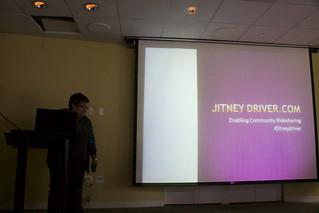 CNT Hackathon: Jitney Driver