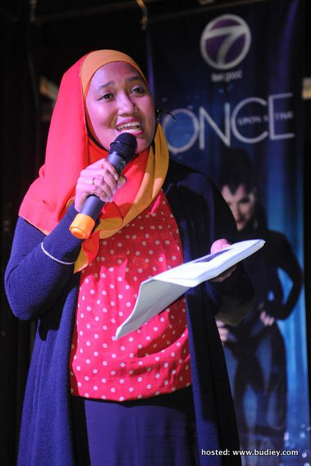 Speech by Emilya Ab Rahim, Manager of Brand Management Group ntv7, Brand Communications, Special Projects & Events ntv7