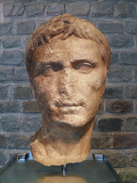 Augustus, Romisch-Germanisches Museum, Cologne